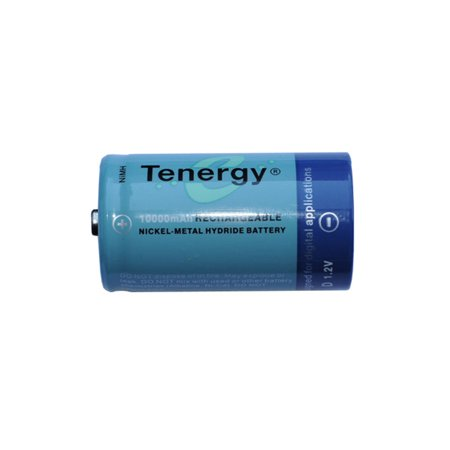 8-Pack D Tenergy NiMH Batteries (10000 mAh) - image 1 de 1