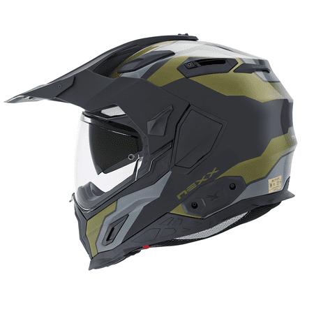 Nexx XD1 Baja Green Military Helmet