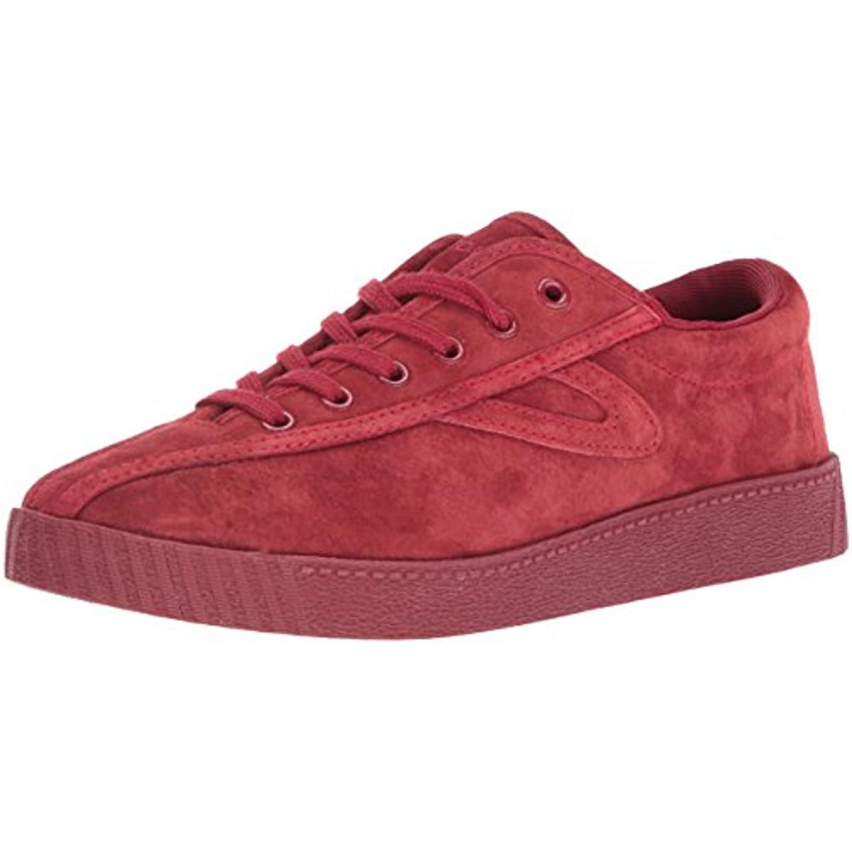 Tretorn Womens Nylite3 Suede Casual Fashion Sneakers by Tretorn