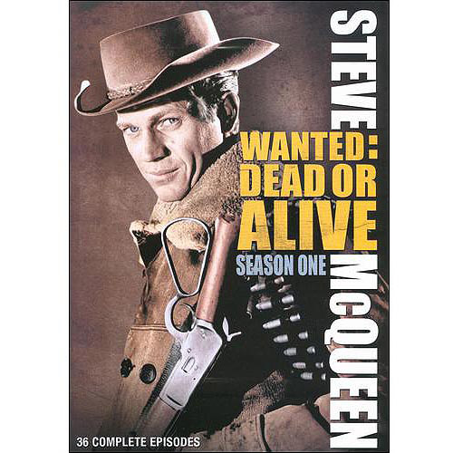 Digital1stop Wanted Dead Or Alive - Season 1 [dvd/4 Discs]