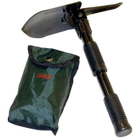 Coleman Folding Shovel and Pick (Deluxe Tri Fold Shovel)