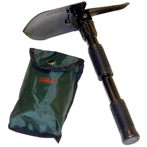 Coleman Folding Shovel and Pick