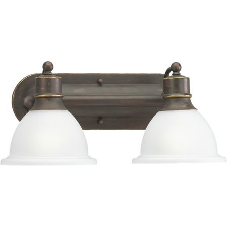 Progress Lighting P3162 Bathroom Fixtures Madison Indoor Lighting Vanity Light ;Antique Bronze ...