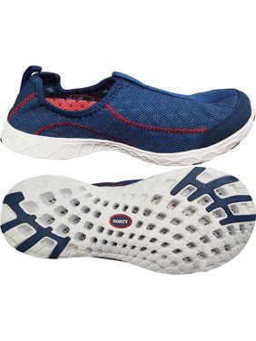 Norty - Slip-On Water Shoes For Women - Perfect For Water Sports and Water Aerobics - Thick Protective Soles - Lightweight, Comfortable and Fashionable
