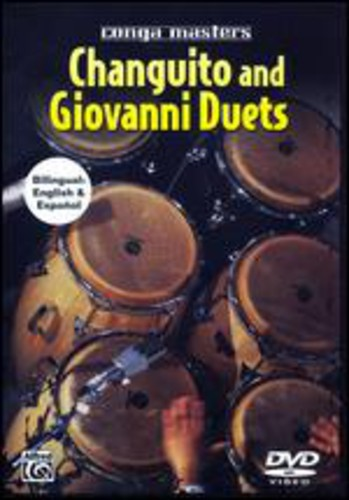 Conga Masters: Changuito and Giovanni Duets by