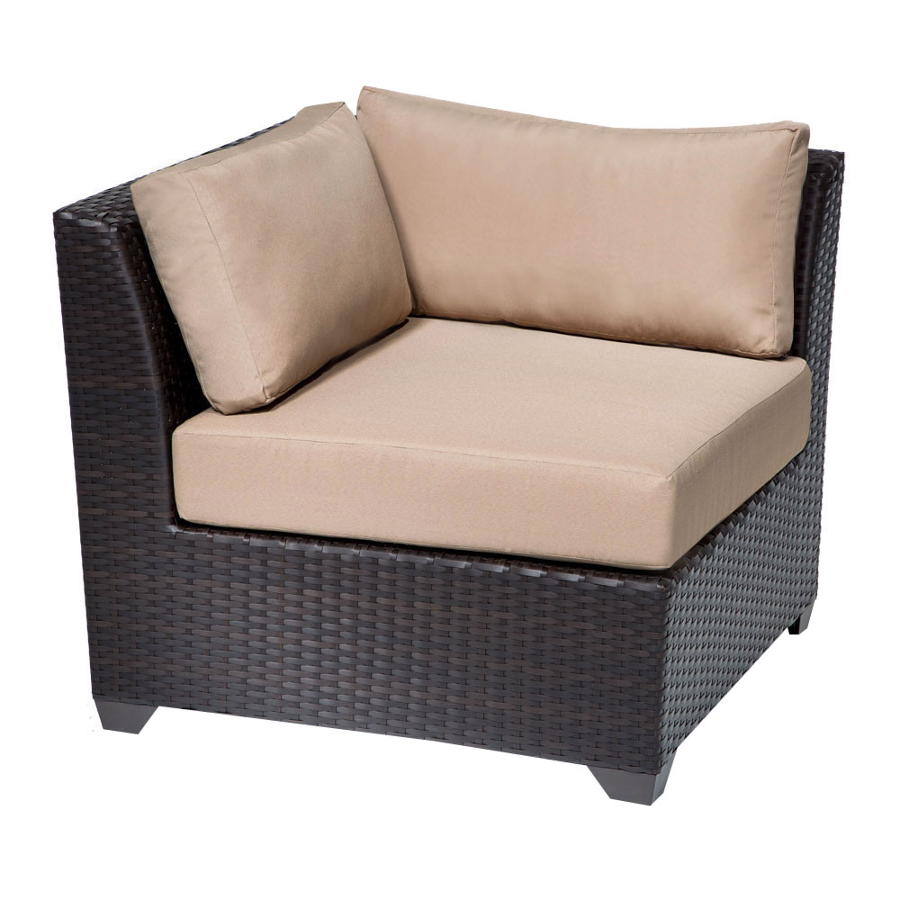 Bermuda 6 Piece Set   All Weather Wicker Patio Furniture   Walmart.com