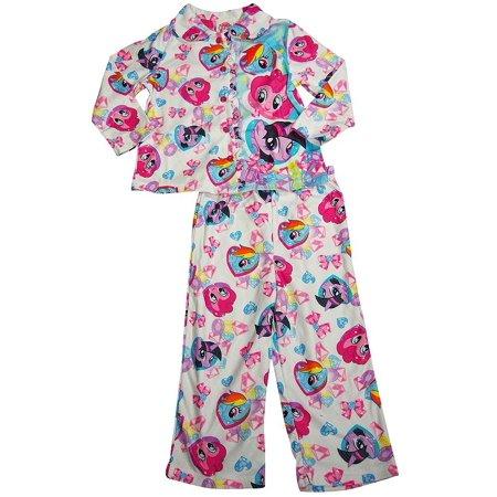 My Little Pony - Little Girls Long Sleeve Pajamas MULTICOLOURED / 2T](My Little Pony Girls Pajamas)