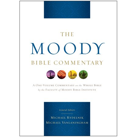 The Moody Bible Commentary - Bible Toys