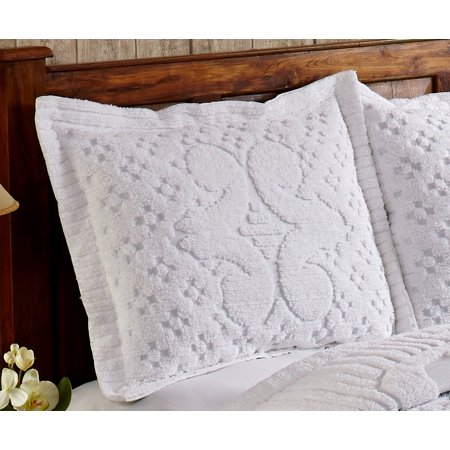 Ashton King Sham 20X36 White