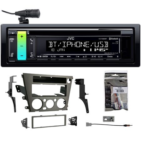 2005 2009 Subaru Outback Jvc Cd Receiver W Bluetooth Usb Aux Iphone Android