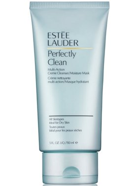 Estee Lauder By Perfectly Clean Creme Cleanser Moisture Mask, 5oz