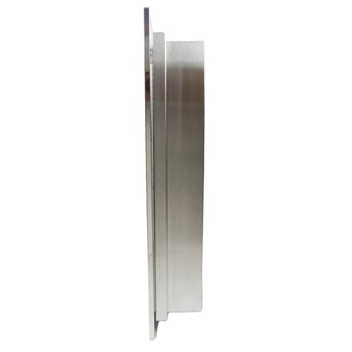 Frost Products 16'' x 30'' Surface Mount or Recessed Medicine Cabinet