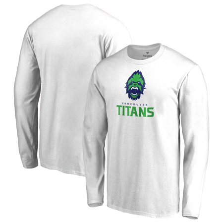 Vancouver Titans Fanatics Branded Team Identity Long Sleeve T-Shirt -