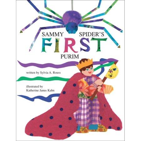 Purim Jewish Halloween (Sammy Spider's First Purim -)