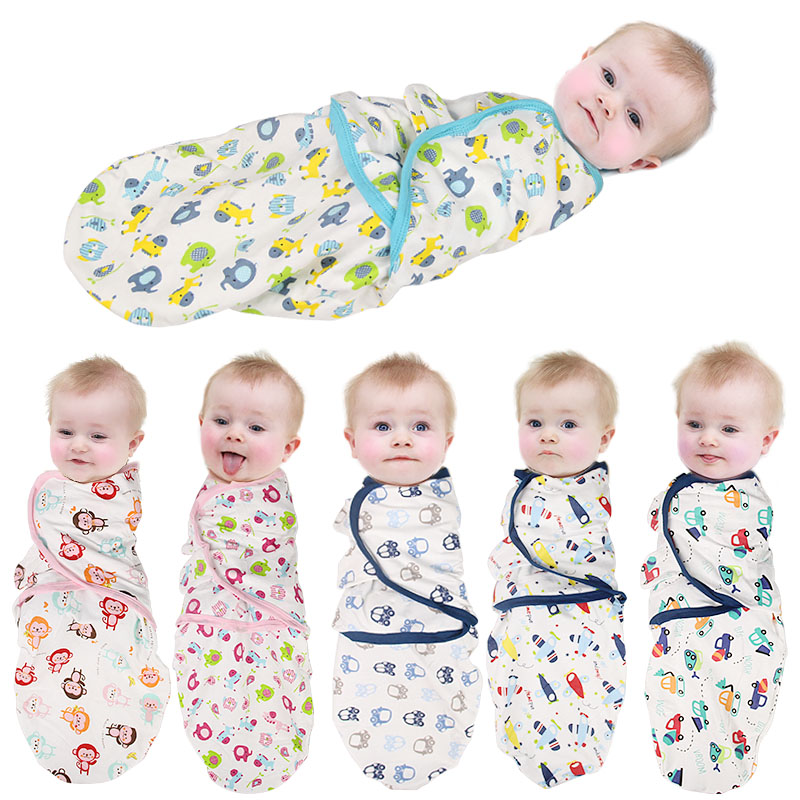 Diapers Swaddleme organic cotton infant parisarc newborn thin baby wrap envelope swaddling swaddle me Sleep bag