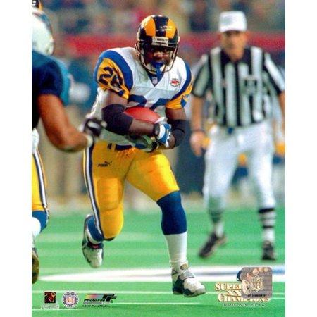 Marshall Faulk - Super Bowl XXXIV Photo Print