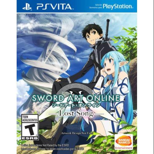 Namco Sword Art Online: Lost Song - Role Playing Game - Ps Vita (15049_2)