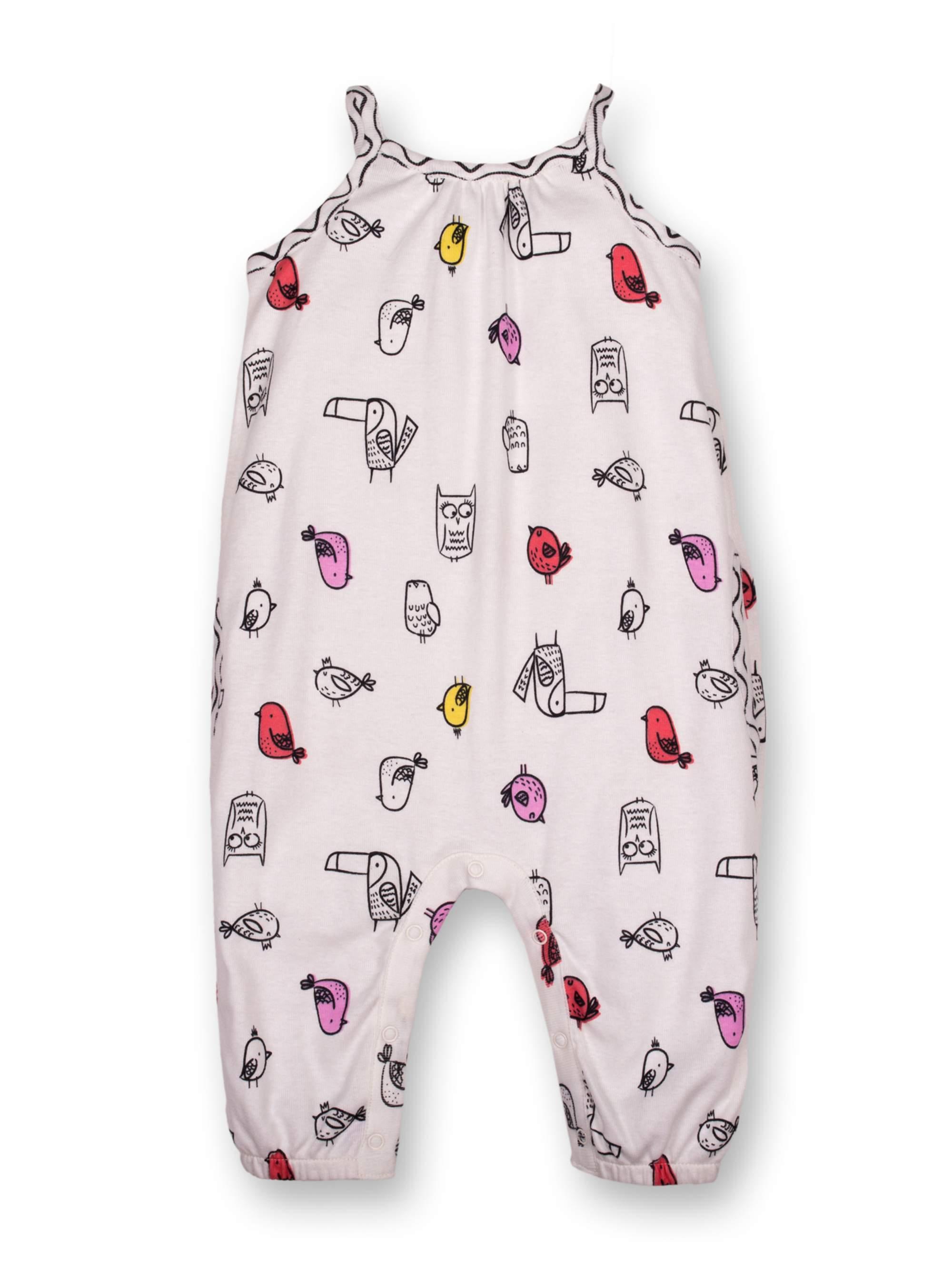 Sleeveless Romper (Baby Girls)