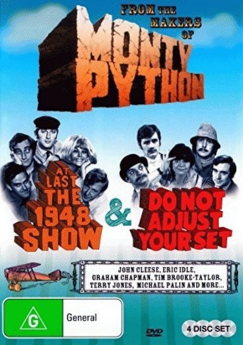 Monty Python's At Last The 1948 Show   Do Not by