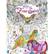 free spirit a coloring book for calming your mind freeing your imagination and - A Coloring Book