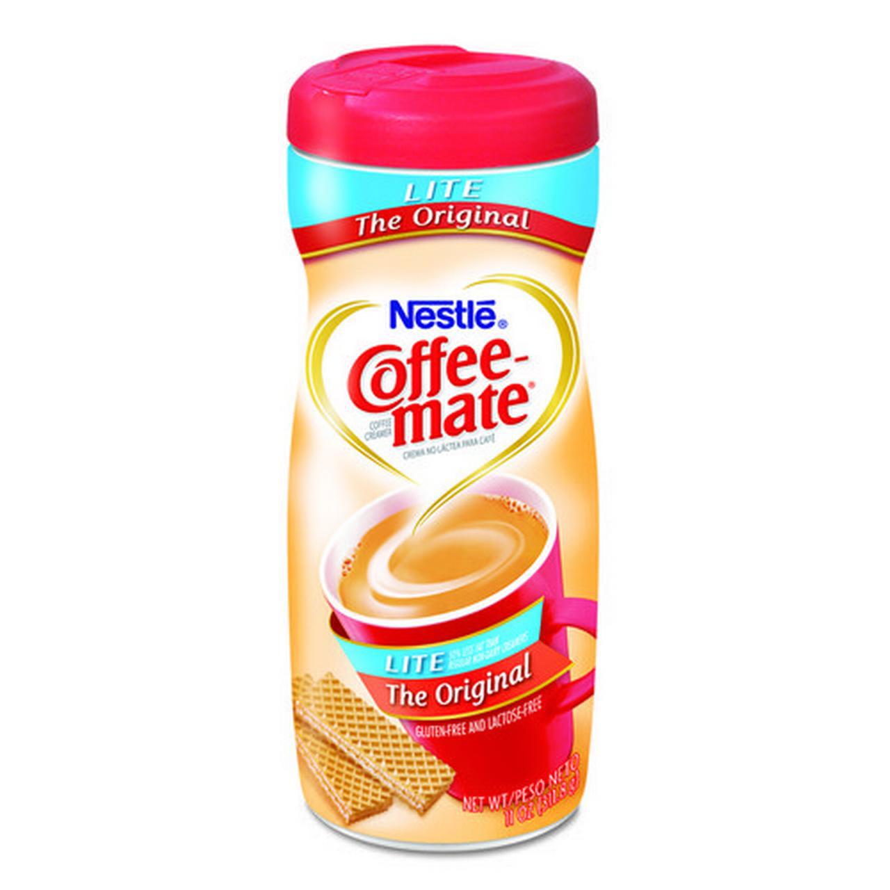 Nestle Coffee-mate Lite Original Powdered Creamer, 11 oz