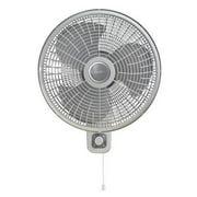 """16"""" Osc Wall Mount Fan 3 Spd"""
