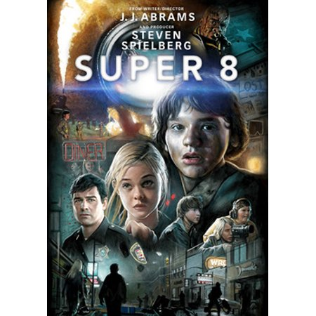 Super 8 (DVD) (Hdd Super Multi Dvd)