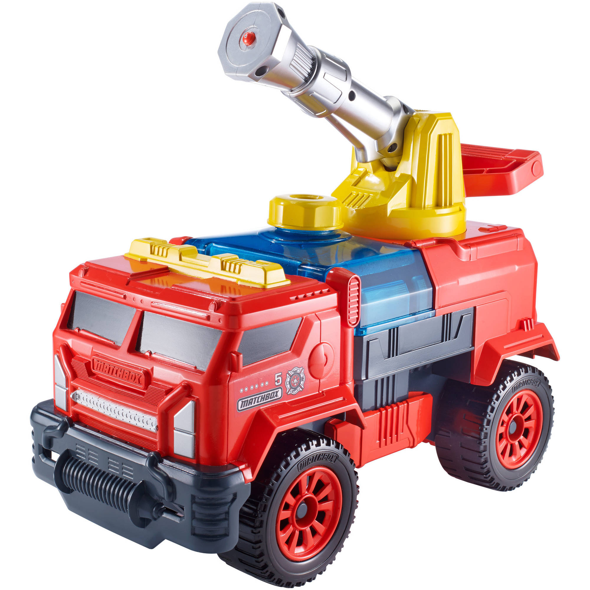 Matchbox Aqua Cannon Fire Truck