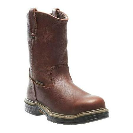 edbf0307695 Mens Buccaneer Leather Steel Toe Work Boots