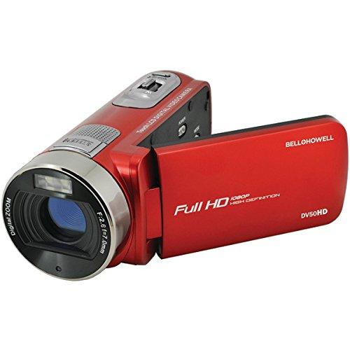 Bell+Howell Red DB50HD Full HD Fun-Flix Camcorder