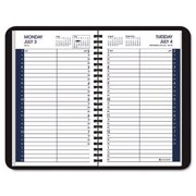 weekly monthly appointment books