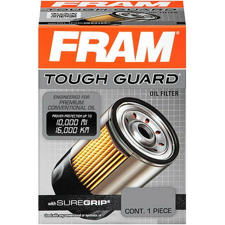 fram fuel filter embly fram tough guard oil filter, tg10158 - walmart.com
