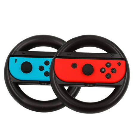 1 Pair Racing Game Controller Steering Wheel Gamepad Wheel