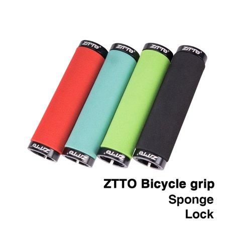 1 Pair AG36 Sponge Durable Shock-Proof Anti-Slip Lock Grips Ergonomics - image 6 de 6