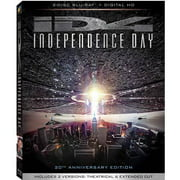 Independence Day 20th Anniversary Edition (Blu-ray + Digital HD) (With INSTAWATCH)