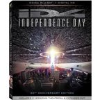 Independence Day 20th Anniversary Edition (Blu-ray + Digital HD)