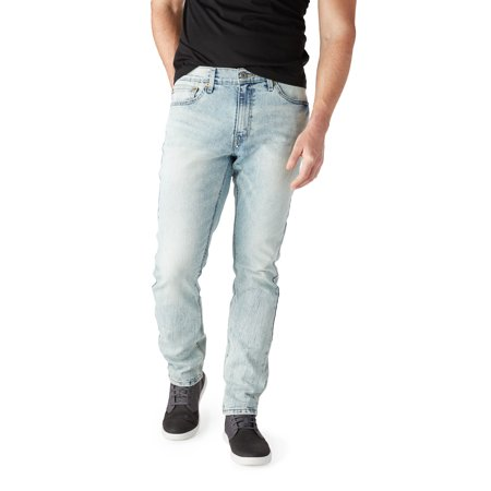 Signature by Levi Strauss & Co. Men's Regular Taper Jeans
