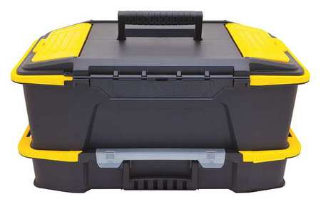 STANLEY 19in Click 'n' Connect 2-in-1 Toolbox | STST19900 by Stanley
