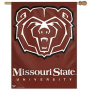 Missouri State Bears Vertical Outdoor House Flag