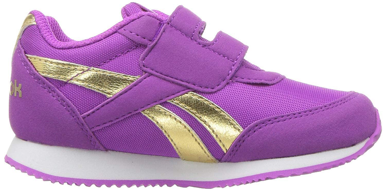 d5734329ef90 Reebok - Reebok Kids  Royal Cljog 2Rs Kc Sneaker - Walmart.com