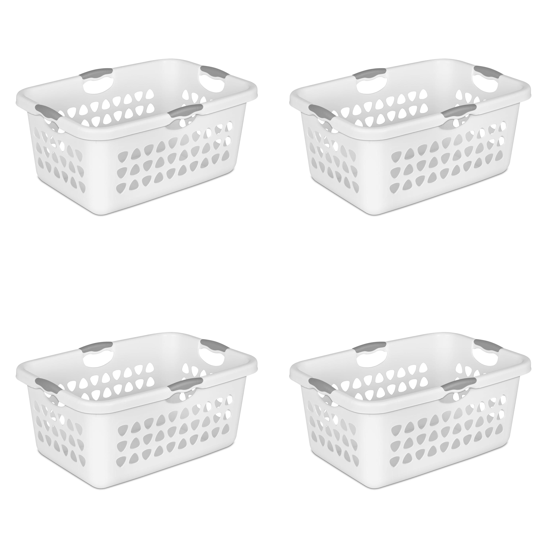 Sterilite, 2 Bushel/71 L Ultra™ Laundry Basket, Case of 4