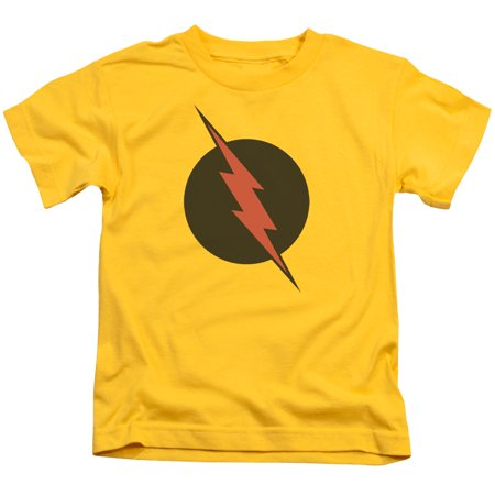 Justice League Reverse Flash Little Boys Shirt (Justice Boys)