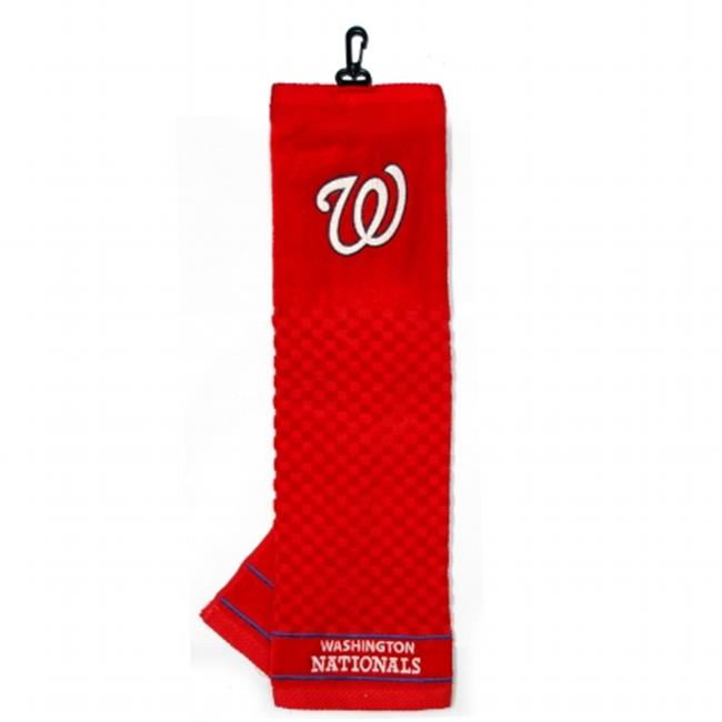 Team Golf 97910 MLB Washington Nationals - Embr Towel