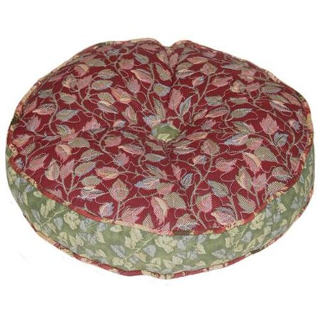 Lenny Quilted Round Decorator Pillow Square Decorator Pillow