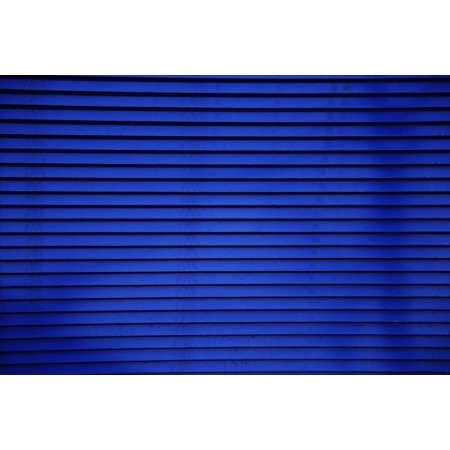 Canvas Print Blue Blinds Shutter Curtain Window Roller Blind Stretched Canvas 10 X 14 Blind 10 Tower