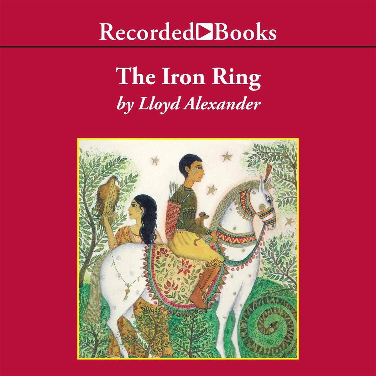 The Iron Ring - Audiobook