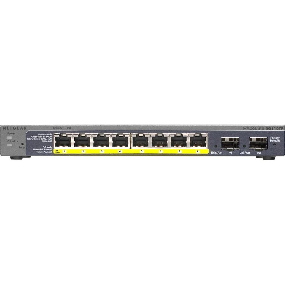 NETGEAR GS110TP Switch Driver
