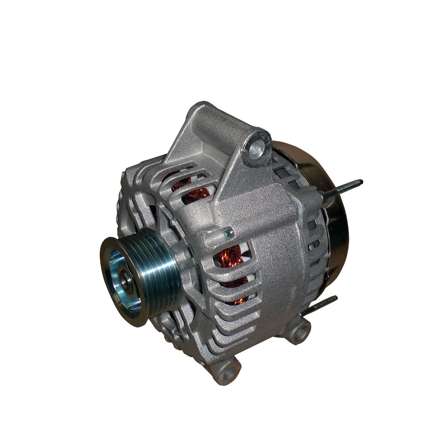 Tyc 2 08440 Alternator For 2003 2004 Ford Focus Walmart Com Walmart Com