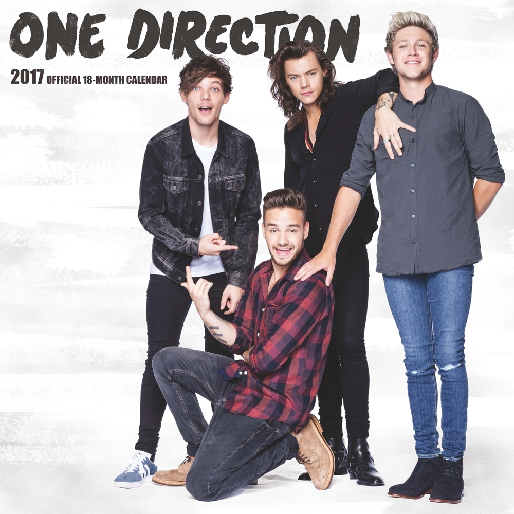 One Direction Wall Calendar
