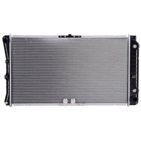 Sunbelt Radiator For Chevrolet Caprice Buick Roadmaster 1516 Chevrolet Caprice Radiator Fan